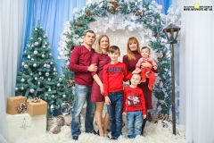 Новогодняя фотосессия г. Полтава